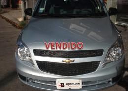 AGILE 2012 LT VENDIDO